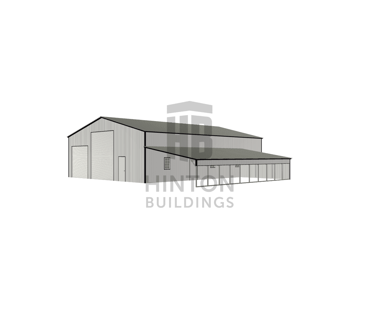 James from morehead city, NC designed this 40,18x52,40x13,6 building with our 3D Building Designer.