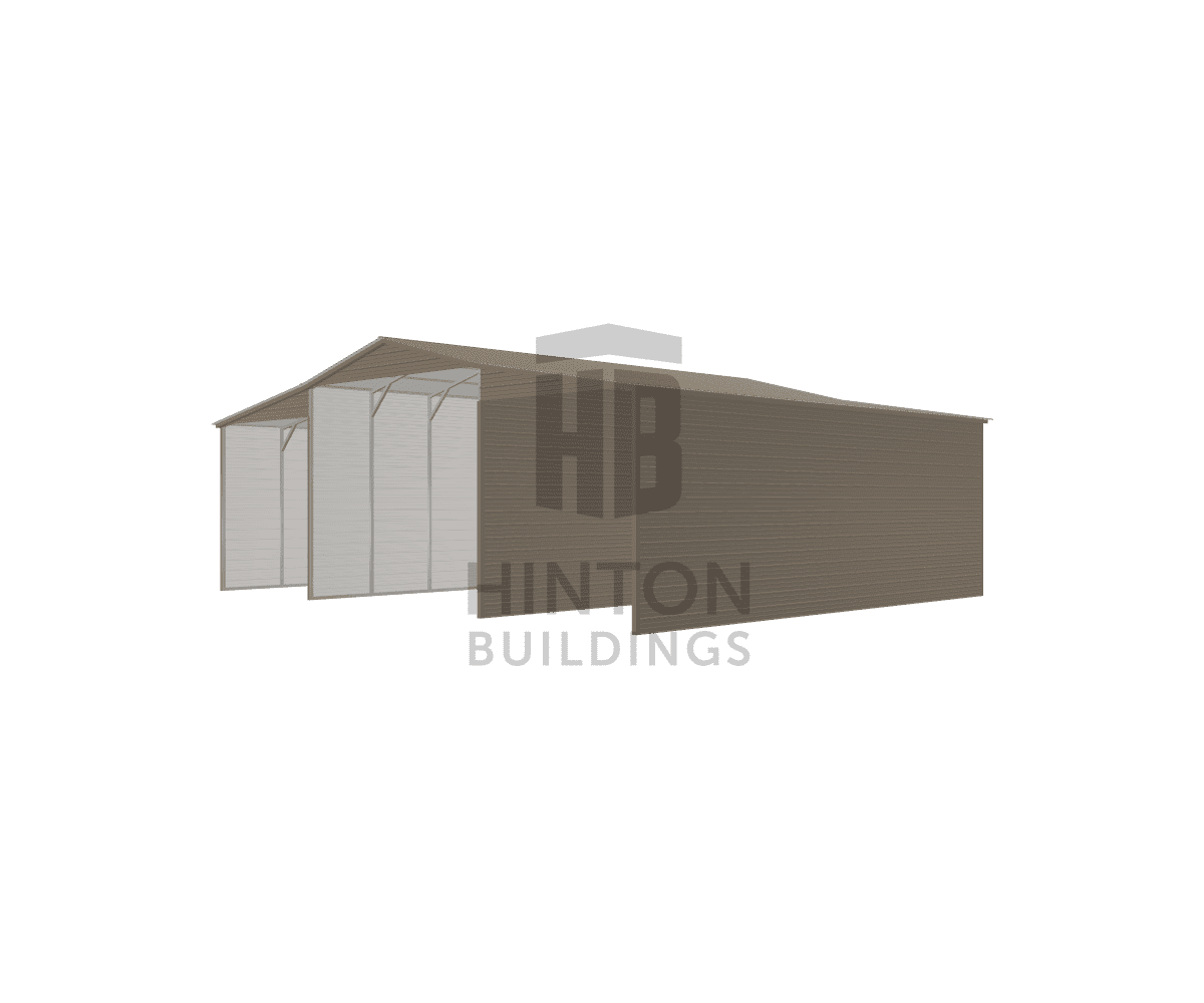 William from Manteo , NC designed this 18,12,12x35,35,35x14,12,12 building with our 3D Building Designer.
