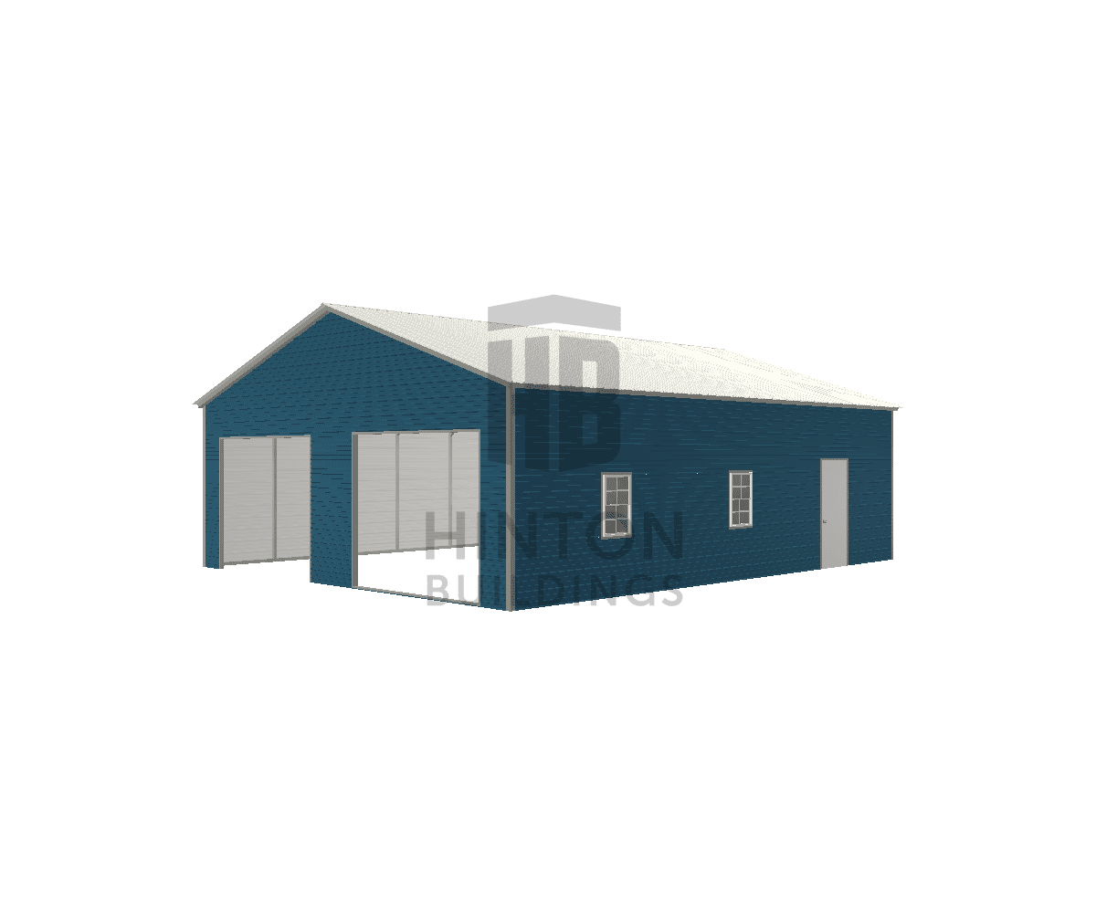 karl from Edenton, NC designed this 28x35x10 building with our 3D Building Designer.