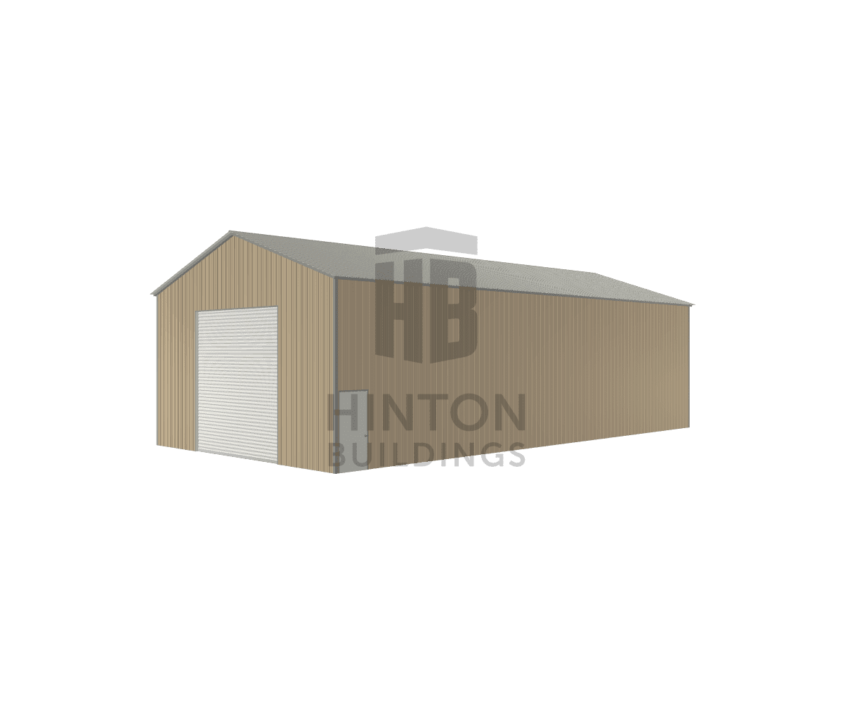 Katherine from Dunn, NC designed this 30x60x16 building with our 3D Building Designer.