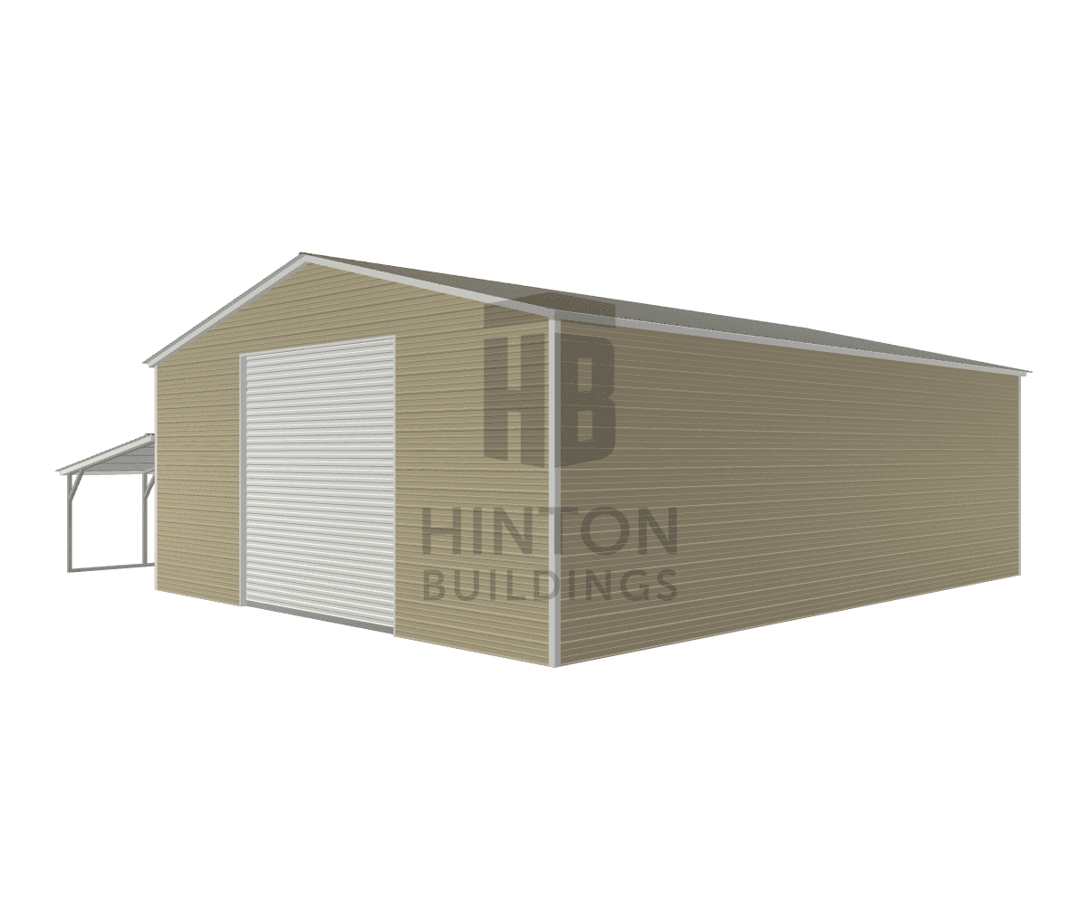 Jason from Elizabeth City, NC designed this 30,12x40,40x12,6 building with our 3D Building Designer.