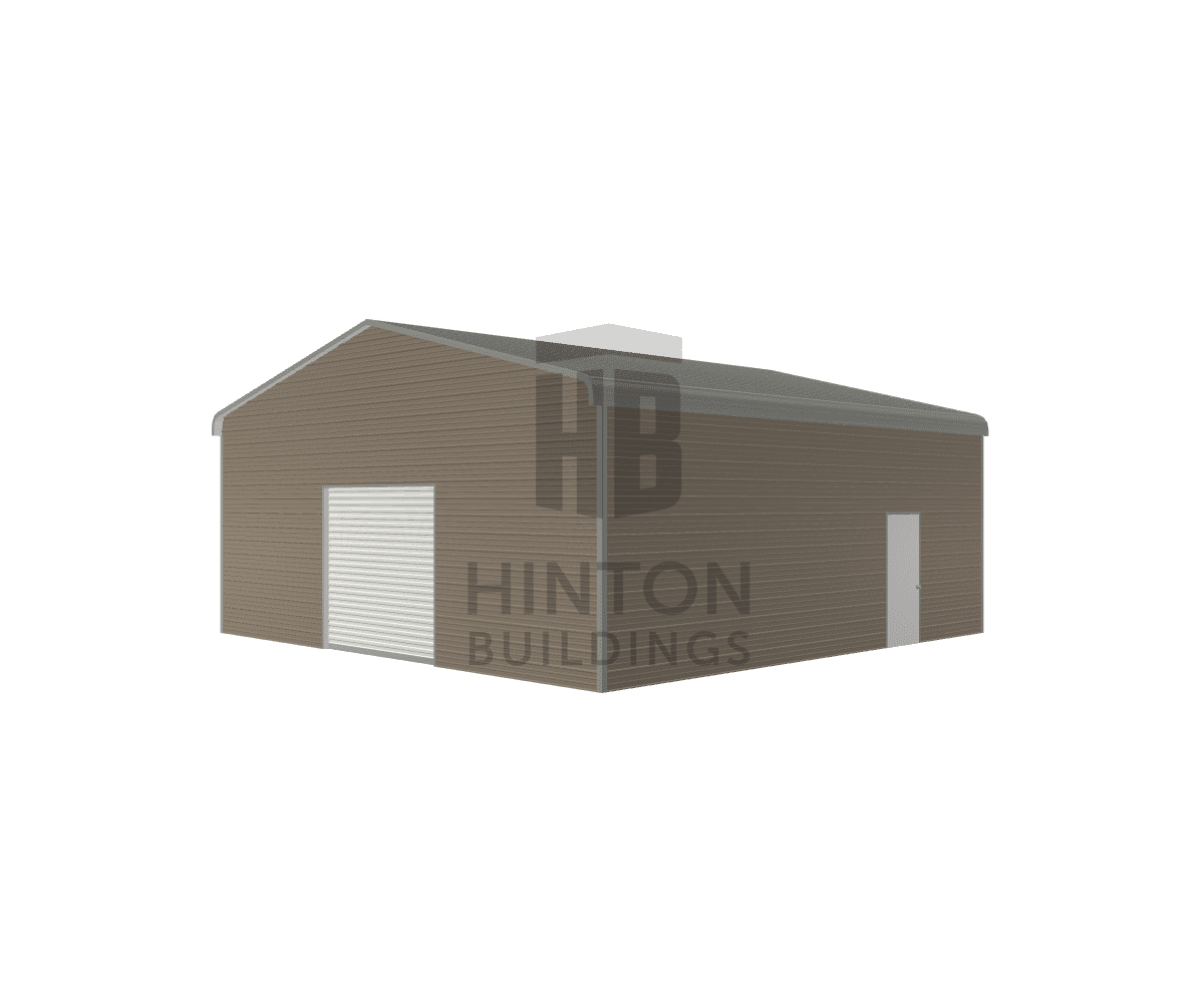 Donald from Selma, NC designed this 30x30x11 building with our 3D Building Designer.