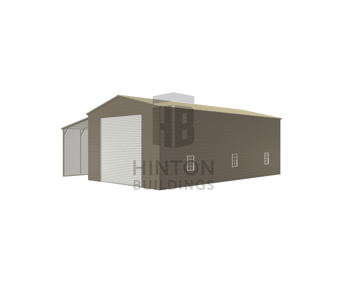 William from Manteo , NC designed this 24,12x45,45x15,12 building with our 3D Building Designer.