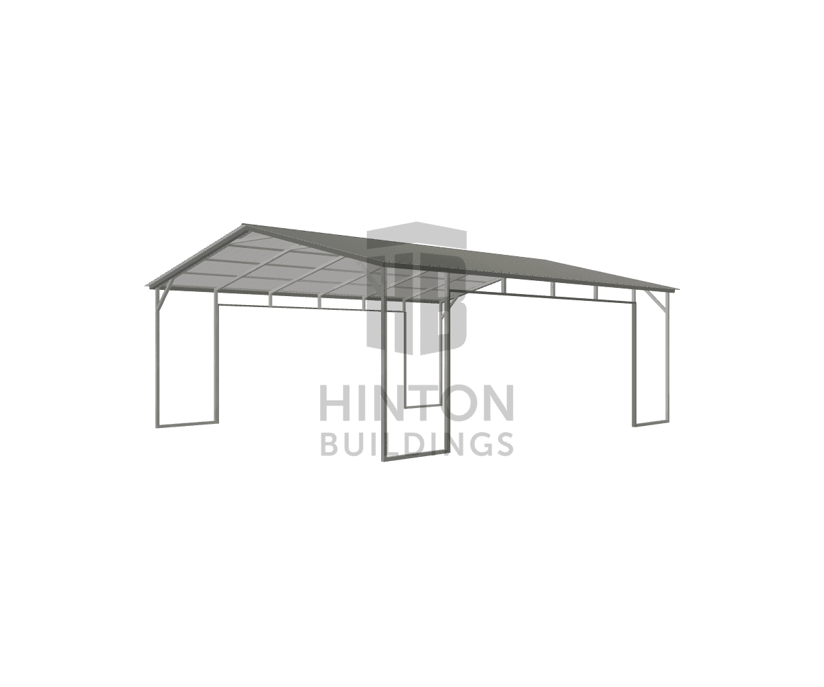 Ray from Zebulon, NC designed this 24x30x10 building with our 3D Building Designer.