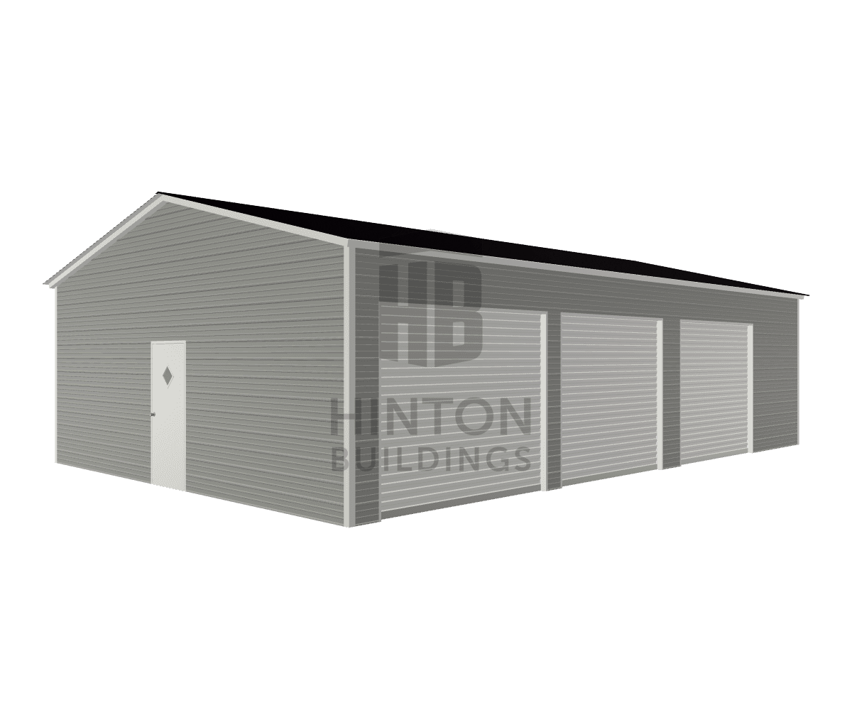 Matthew from Stantonsburg , NC designed this 26x40x10 building with our 3D Building Designer.