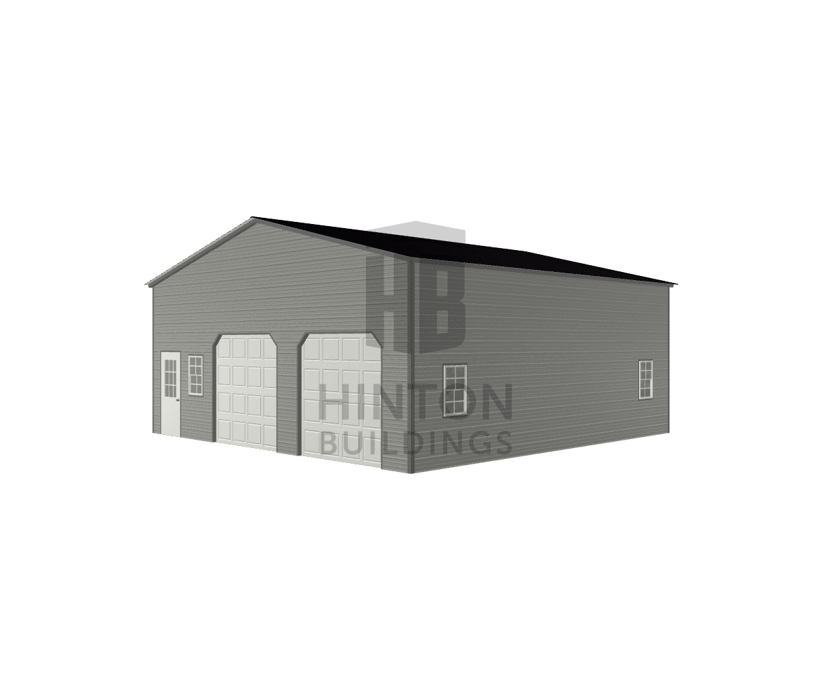 TOREY from Bunnlevel, NC designed this 30x30x12 building with our 3D Building Designer.