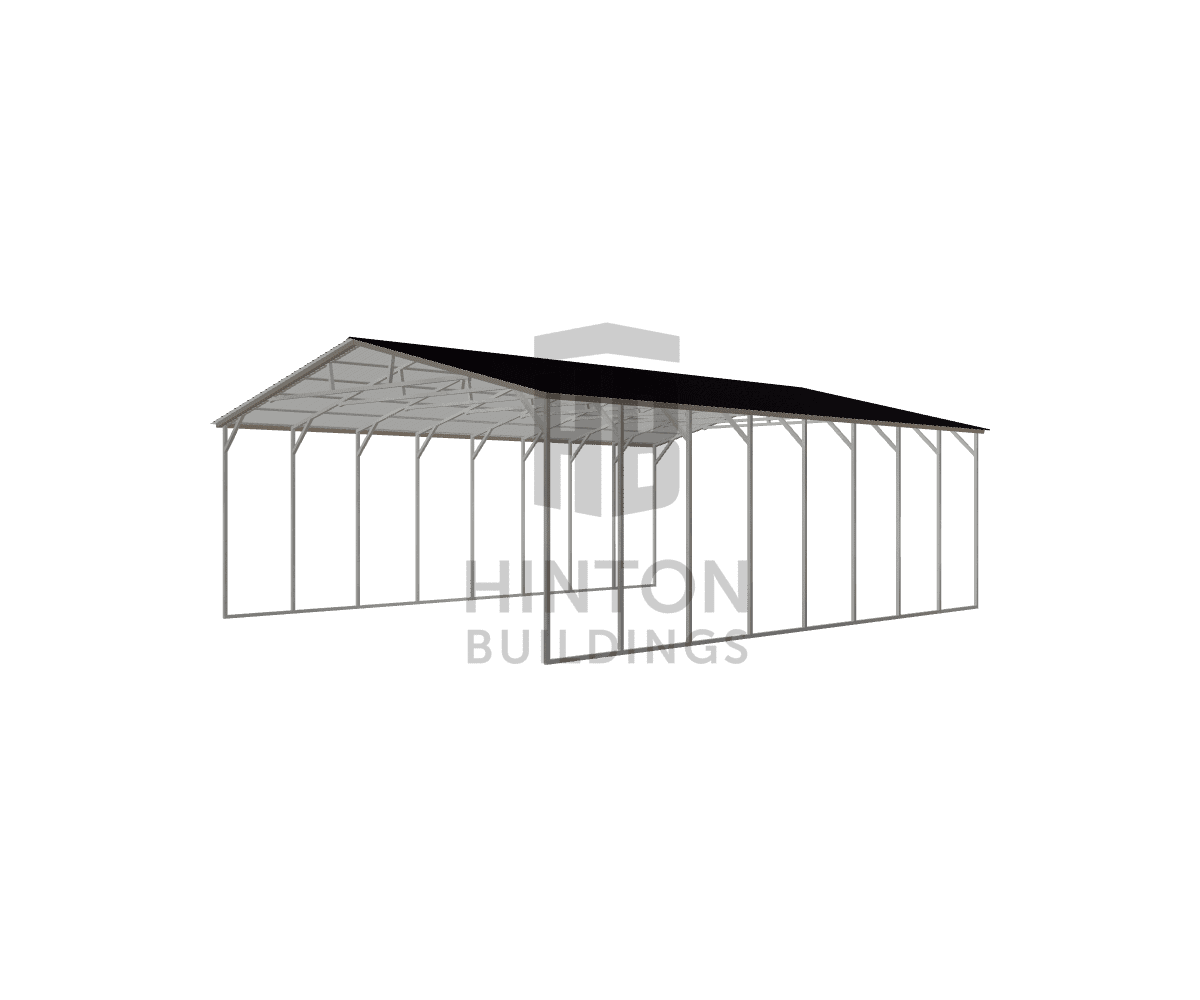 ERIC from ROCKY MOUNT, NC designed this 30x40x12 building with our 3D Building Designer.