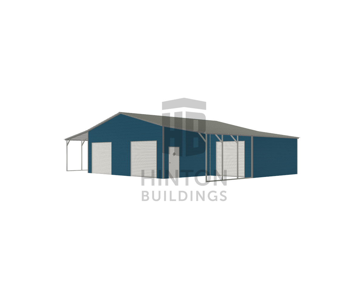 John from Chesnee, SC designed this 30,12,12x35,35,35x11,9,9 building with our 3D Building Designer.